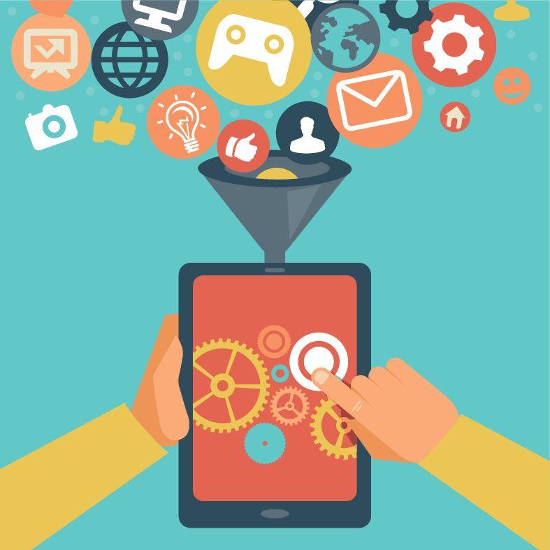Marketing digital et génération de leads BtoB - des services développement commercial BtoB de FORCE PLUS