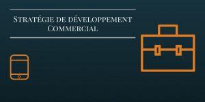 Stratégie développement commercial