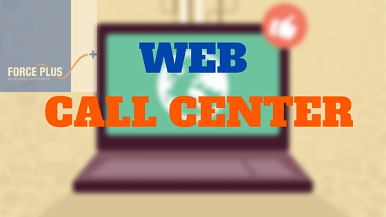 Web call center FORCE PLUS