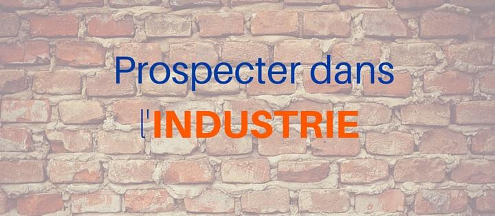 Prospecter-industrie