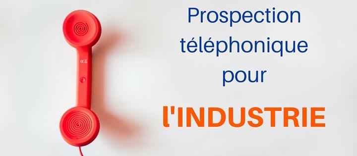 prospection-telephonique-industrie