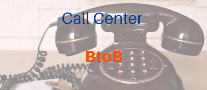 Call Center BtoB
