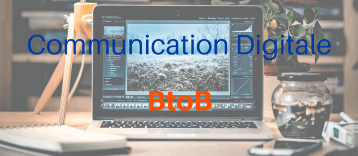 Communication digitale btob