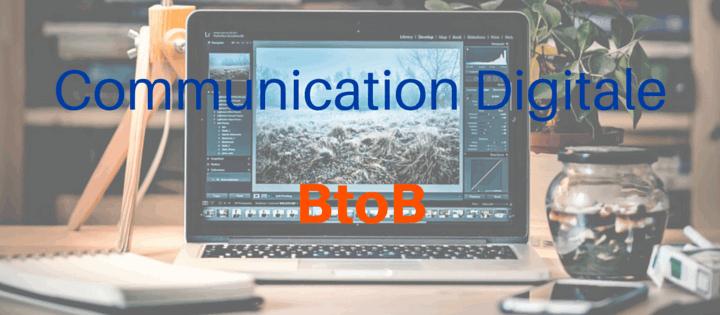 Communication digitale btob
