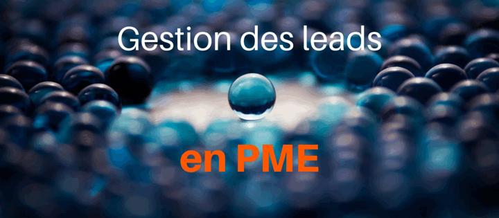 Gestion des leads en PME