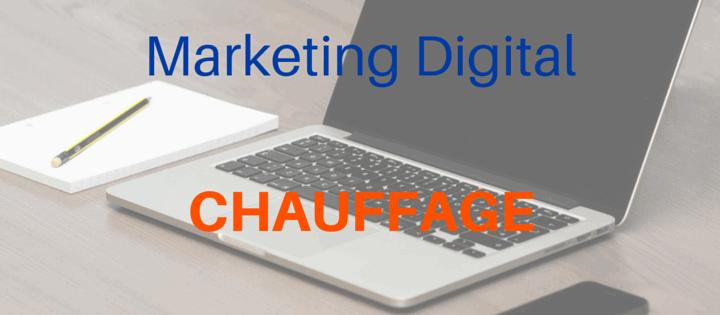 Marketing Digital Chauffage