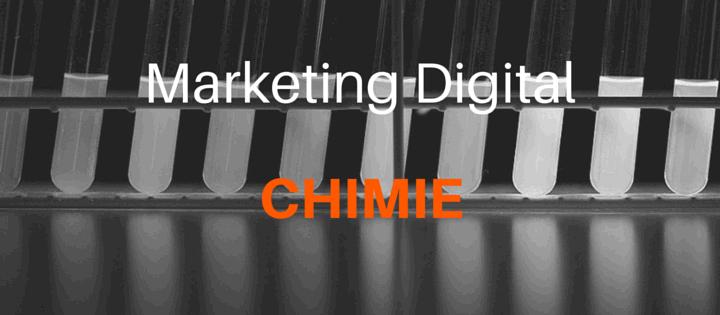 Marketing Digital pour la chimie