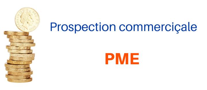 Prospection commerciale pour PME