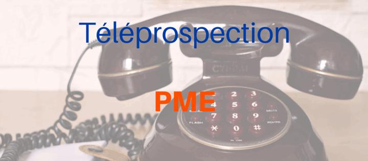 Téléprospection PME