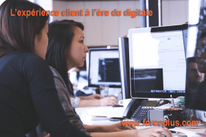 FORCE PLUS ère du digitale