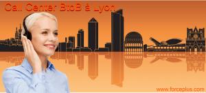 Call Center BtoB à Lyon
