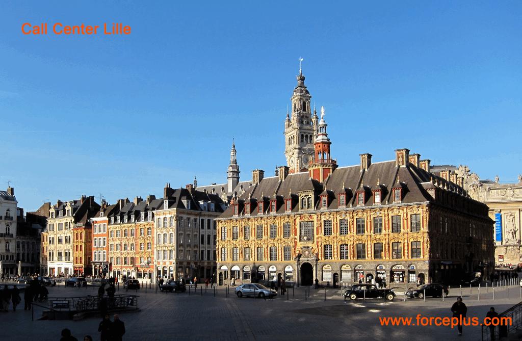 Call Center à Lille