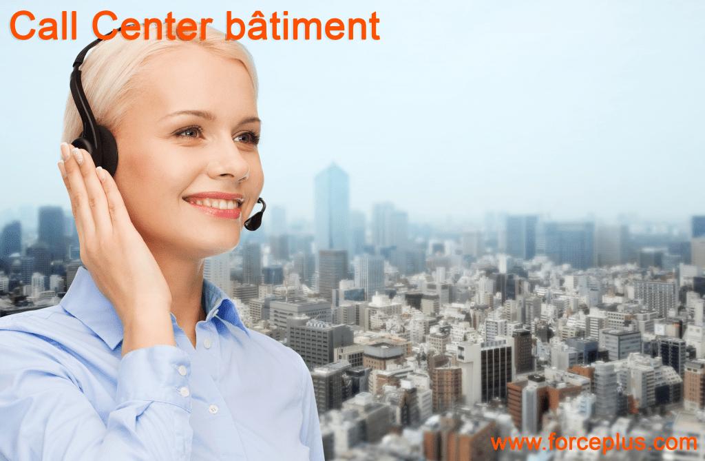 Call Center Bâtiment