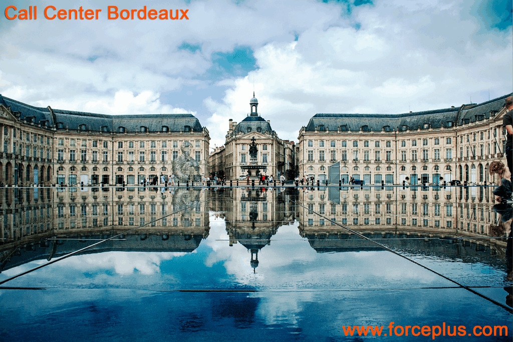 call center bordeaux