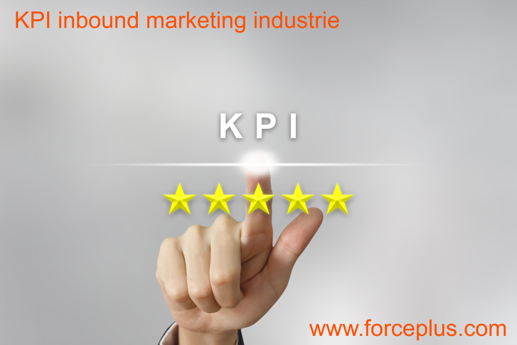 KPI Inbound Marketing Industrie