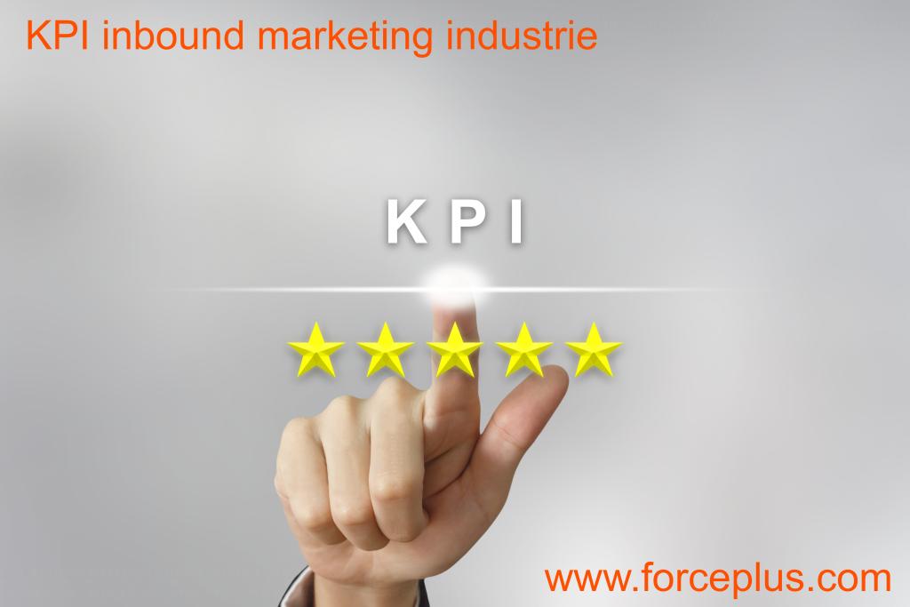 KPI Inbound Marketing Industrie