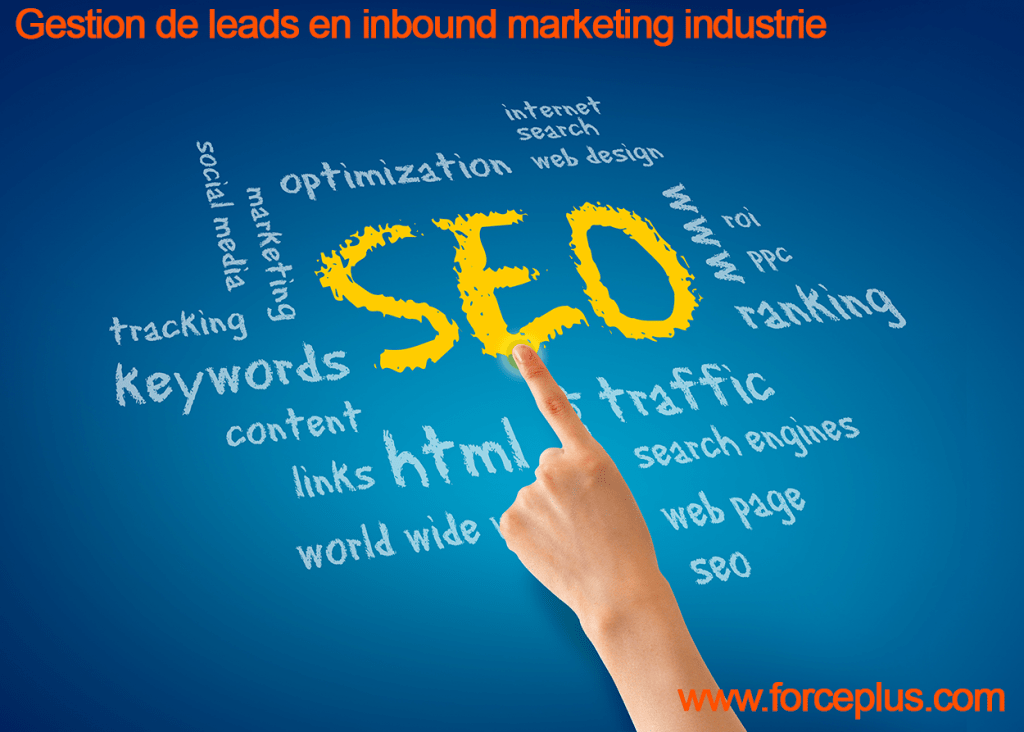 leads en inbound marketing industrie