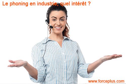 phoning en industrie