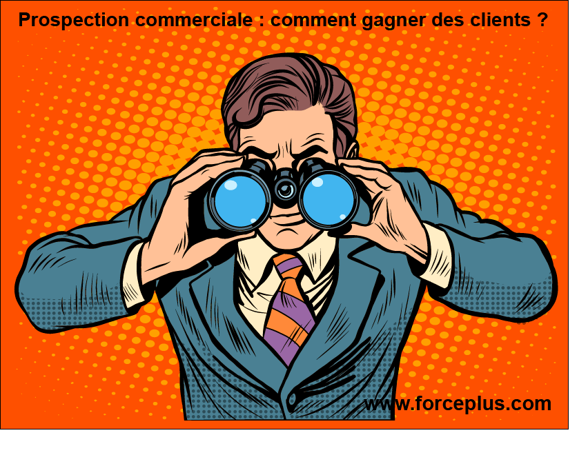 prospection commerciale réussie