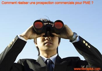 Comment réaliser une prospection commerciale en PME