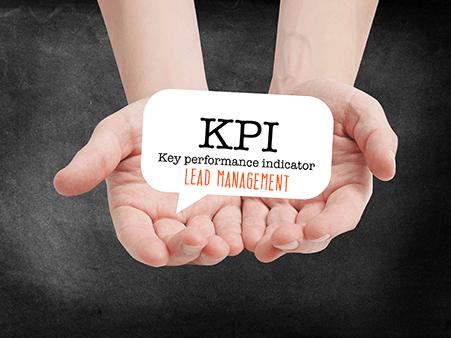 KPI lead management
