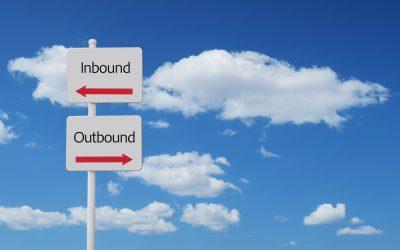 INBOUND VS OUTBOUND : QUELLES DIFFÉRENCES ?