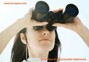 détection d'opportunités bâtiments | FORCE PLUS