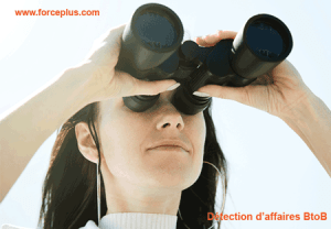 detection affaires BtoB | FORCE PLUS