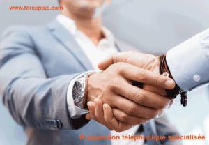 prospection téléphonique spécialisée | FORCE PLUS