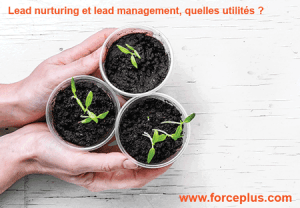 Lead nurturing et lead management | FORCE PLUS