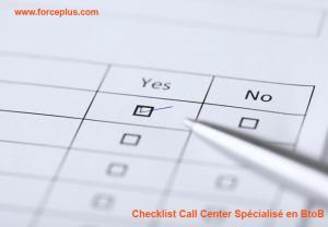 call center spécialisé en BtoB