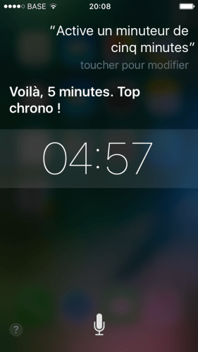 Siri et l'intelligence artificielle
