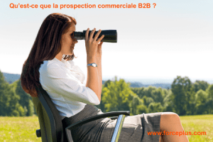 Prospection commerciale B2B