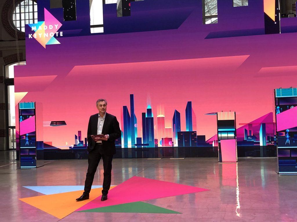 Maddy Keynote 2018 la digitalisation c'est simplifier