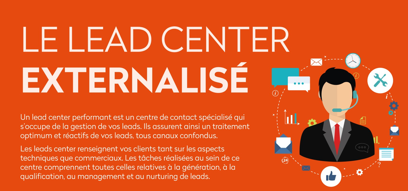 lead center externalisé | FORCE PLUS